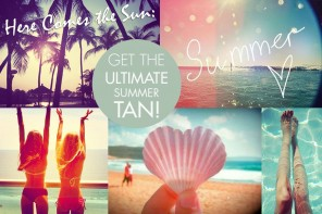 Here Comes The Sun: Get The Ultimate Summer Tan with Vita Liberata!