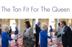 The Tan Fit For The Queen