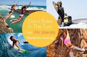 Don't Bake In The sun… Use Vita Liberata! #betterthanbaking