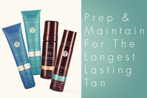 Prep & Maintain for the Longest Lasting Tan!