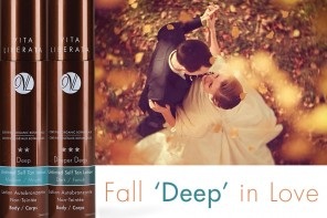 Fall 'Deep' in Love with your skin!