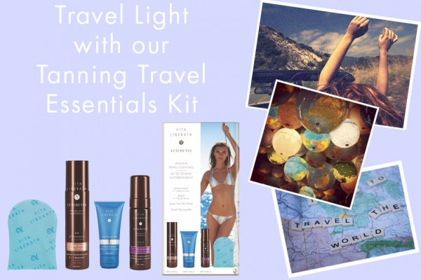 Tanning Travel Essentials blog