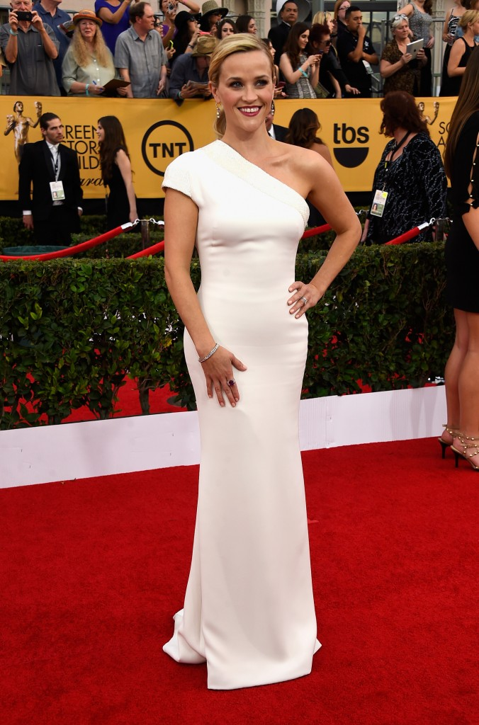 Vita Liberata Reese Witherspoon tan SAG Awards 2015