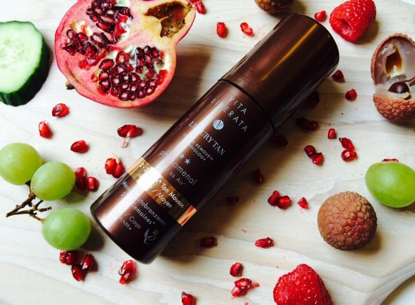 Natural Ingredients in Vita Liberata Tan