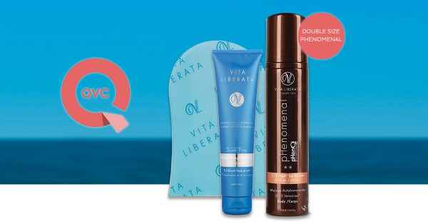 QVC BEAUTY DAY Vita Liberata