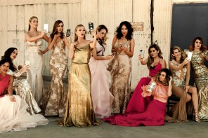 #TheSocialEdition: Vita Liberata & LA Influencers Recreate the Iconic Vanity Fair Hollywood Edition